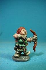 Dwarves - Female Dwarf