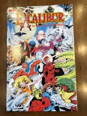 Excalibur The Sword Is Drawn (Third Printing)