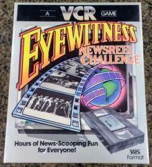 Eyewitness Newsreel Challenge - A VCR Game