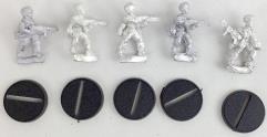 German Fallschirmjager Assault Squad #1