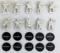German Rifle Squad #1