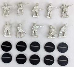 German Infantry Squad #1