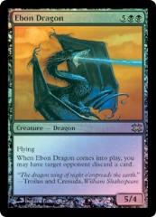 Ebon Dragon (R) (Foil)