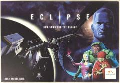 Eclipse - A New Dawn for the Galaxy Collection #6 - Base Game + 4 Expansions!