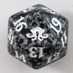 Eldritch Moon - Black & Grey w/White