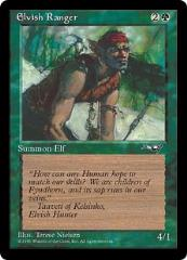 Elvish Ranger - Ver. 2 (C1)