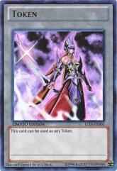 Emissary of Darkness Gorz Token (Ultra Rare)