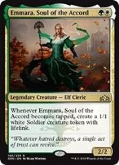 Emmara, Soul of the Accord (R)