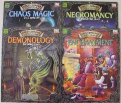Encyclopedia Arcane Collection - 4 Books!