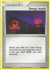 Energy Search (U) #90