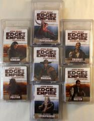 Edge of the Empire - Colonist Specialization Deck Collection - 7 Decks!