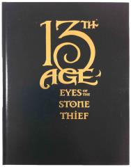 Eyes of the Stone Thief (Limited Edition)