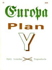 """#18 """"Plan Y - Italy Invades Yugoslavia"""""""