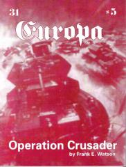 "#31 ""Operation Crusader, A Winter War"""