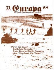 """#71 """"War in the Desert, Enter Rommel Battle Scenario"""""""