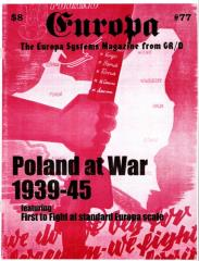"""#77 """"Poland at War - First to Fight at Standard Europa Scale"""""""