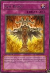 Evil Blast (Rare)