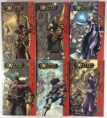 Exalted Novel Collection - 6 Books!