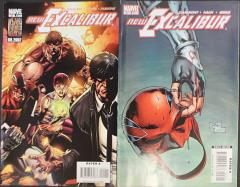 New Excalibur 2 Pack - Issues 22 & 23