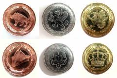Realm Coins Set