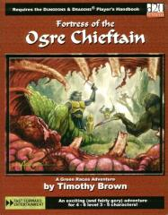 Fortress of the Ogre Chieftain