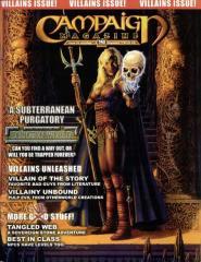 "Campaign Magazine #4 ""Villains Issue!"""