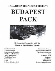 Budapest Pack w/Maps