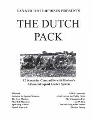 Dutch Pack