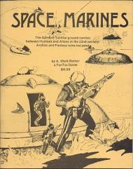 Space Marines (2nd Printing)