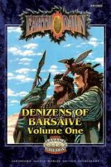 Denizens of Barsaive Vol. 1