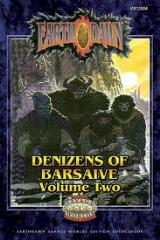 Denizens of Barsaive Vol. 2