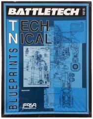 Battletech Technical Blueprints (Boxed Version)