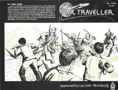 "Far Traveller #2 ""Night Rescue Adventure"""