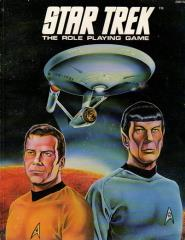 Star Trek the RPG (1st Edition) - Rulebook Only!