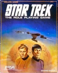 Star Trek the RPG (Deluxe, 2nd Edition)