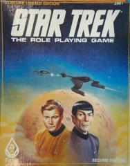 Star Trek the RPG (Deluxe, Limited 2nd Edition)