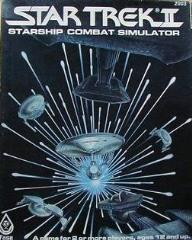 Star Trek II - Starship Combat Simulator (1st Edition)