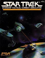 Starship Tactical Combat Simulator (3rd Edition) - Rulebook Only!