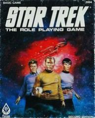 Star Trek the RPG (Basic, 2nd Edition)