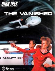 Vanished, The (1st Printing)