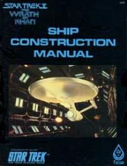 Wrath of Khan, The - Ship Construction Manual (1st Edition)