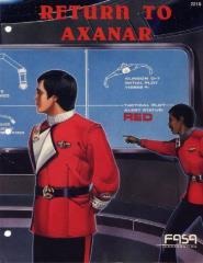 Return to Axanar w/The Four Years War