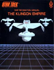 Klingon Ship Recognition Manual (1st Edition)