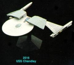 USS Chandley - Frigate
