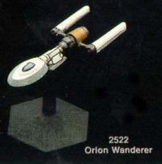 Orion Wanderer Blockade Runner