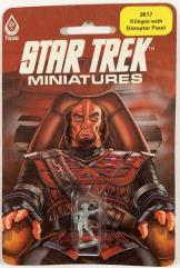 Klingon w/Disruptor Pistol