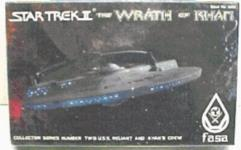 Wrath of Khan - Collector Series #2 - U.S.S. Reliant and Khan's Crew