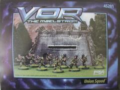 Union Vanguard Squad