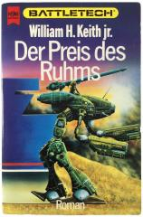 Preis des Ruhms, Der (The Price of Glory, German Edition)