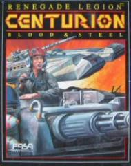 Centurion - Blood & Steel (1st Edition)